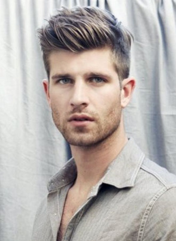 Fabulous Stylish Men Hairstyle Side Gallery Best Hairstyle 2017 Short Hairstyles For Black Women Fulllsitofus